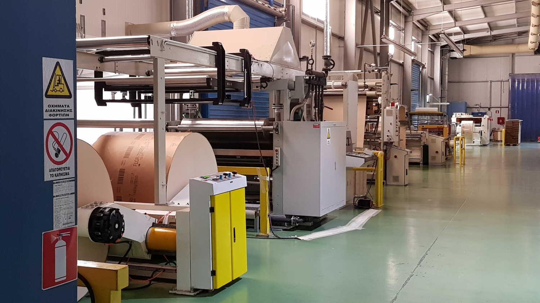 Corrugated Production