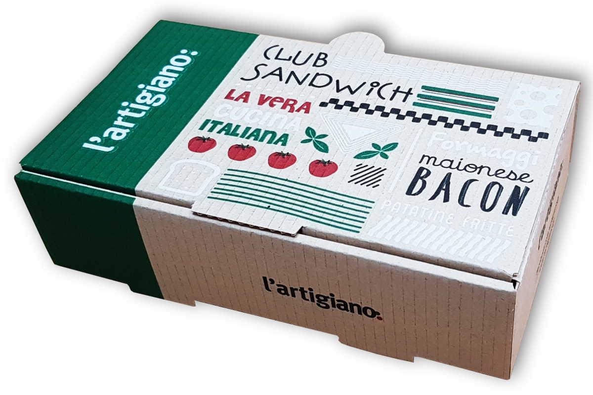 Club Sandwich L'Artigiano